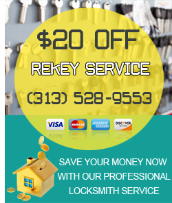 Locksmith Allen Park MI  Offer